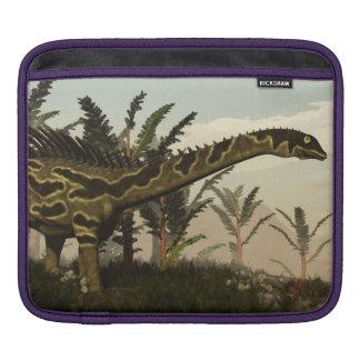 Agustinia dinosaur - 3D render Sleeve For iPads