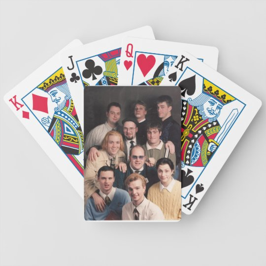 AH22 BICYCLE PLAYING CARDS