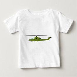 AH-1 Huey Cobra Baby T-Shirt