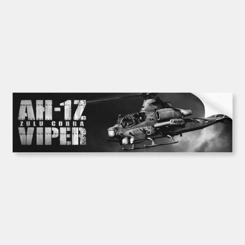 AH_1Z Viper Bumper Sticker