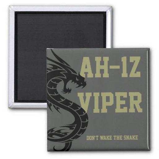 AH-1Z Viper Fridge Magnet