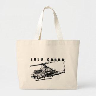 AH-1Z Viper Large Tote Bag