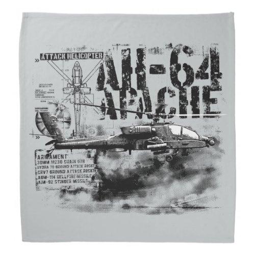 AH_64 Apache Bandana