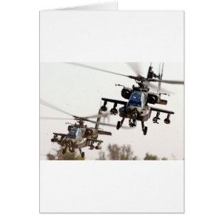 AH-64 Apache Cards
