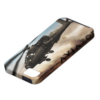 AH-64 Apache Helicopter iPhone SE/5/5s Case