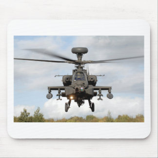 ah 64 apache longbow helocopter military mousepads