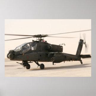 AH-64 Apache Impresiones