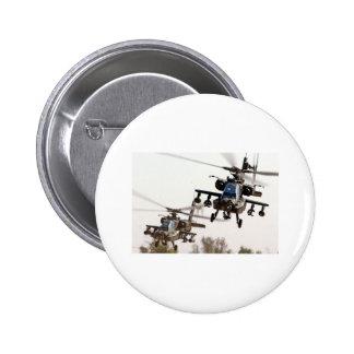 AH-64 Apache Pin