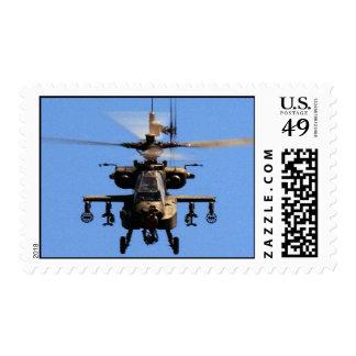 AH-64 Apache Postage