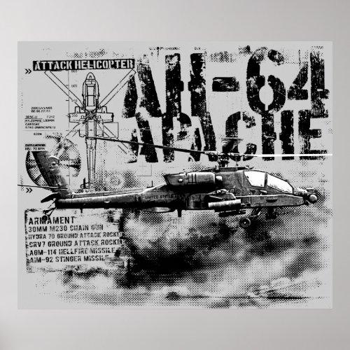 AH_64 Apache Print