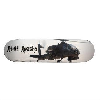 AH-64 Apache Skateboard Deck