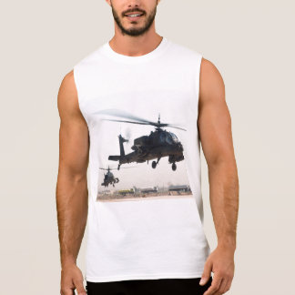 AH-64 Apache Sleeveless Shirt