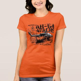 AH-64 Apache Women's Bella Favorite Jersey T-Shirt