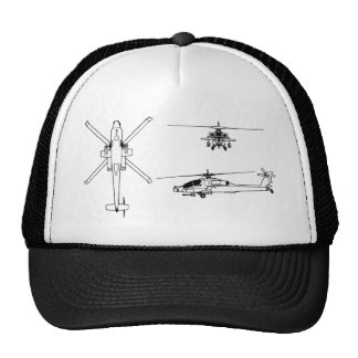 AH-64 GORRA