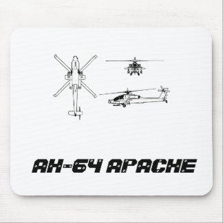 AH-64 TAPETE DE RATONES