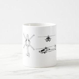 AH-64 TAZA CLÁSICA