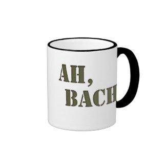 Ah Bach Coffee Mug