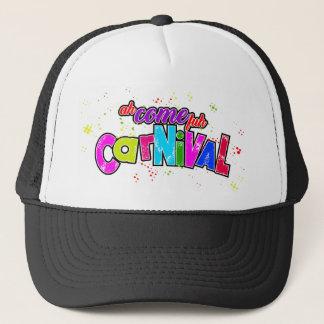 Ah Come fuh Carnival Trucker Hat