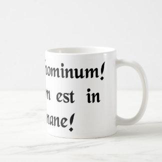 ¡Ah cuidados humanos Ah en cuánto futilidad Tazas De Café