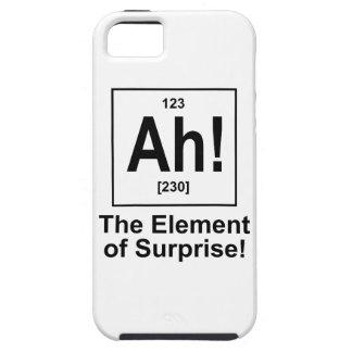 ¡Ah! El elemento de la sorpresa iPhone 5 Coberturas