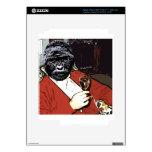Ah el goodlife del gorila iPad 3 skins