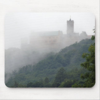 Ah Germany. The Wartburg castle Mouse Pad
