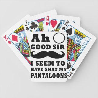 Ah Good Sir Card Deck