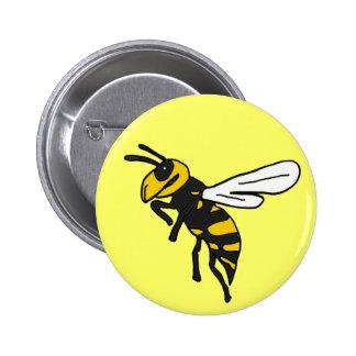 AH la chaqueta amarilla se divierte el botón Pins