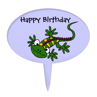 AH primero divertido de la torta de cumpleaños de  Figura Para Tarta