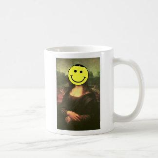 Ah, That Smiley Face Classic White Coffee Mug
