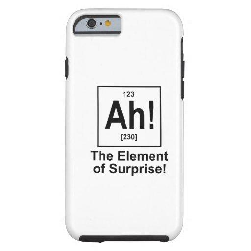 Ah! The Element of Surprise. iPhone 6 Case