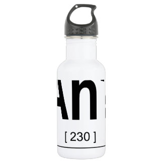 Ah! The Element of Surprise J.png Water Bottle