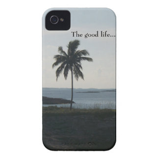 Ah, the good life.... Case-Mate iPhone 4 case