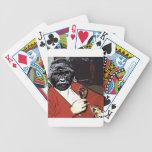 Ah the Gorilla goodlife Bicycle Poker Cards