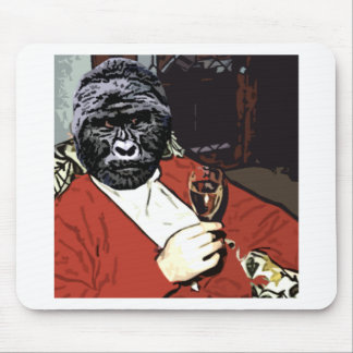 Ah the Gorilla goodlife Mouse Pad