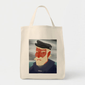 Ahab Tote Bags
