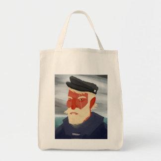 Ahab Tote Bag