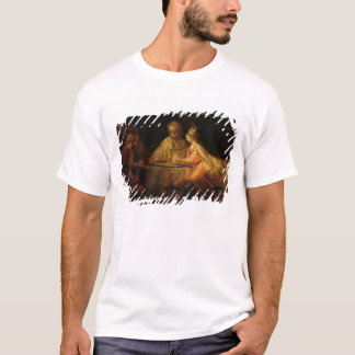 Ahasuerus , Haman and Esther, c.1660 T-Shirt