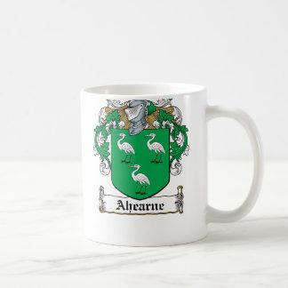 Ahearne Family Crest Coffee Mug