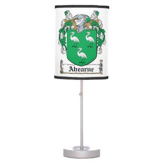 Ahearne Family Crest Desk Lamp