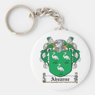 Ahearne Family Crest Keychain