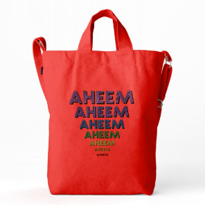 Aheem Mantra Duck Bag