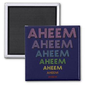 Aheem mantra magnet