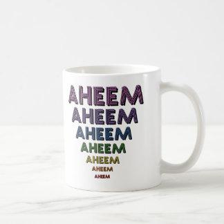 Aheem Taza De Café