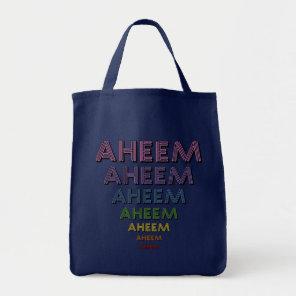 Aheem Tote Bag