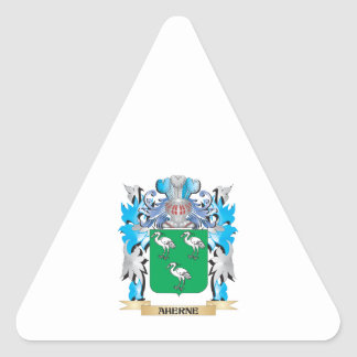Aherne Coat Of Arms Stickers
