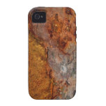 Aherrumbrado iPhone 4/4S Carcasas