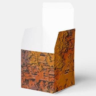 Aherrumbrado pesadamente cajas para regalos