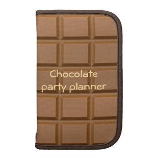 ahhh chocolate organizers