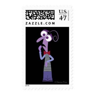 Ahhhh! Postage Stamp